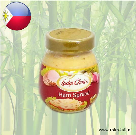Toko 4 All - My Little Philippines - Ham Spread 470 ml Ladys Choice