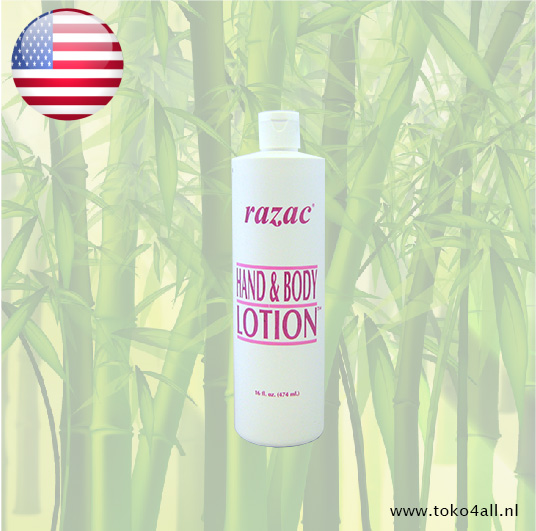 Toko 4 All - Hand and body lotion 474 ml Razac