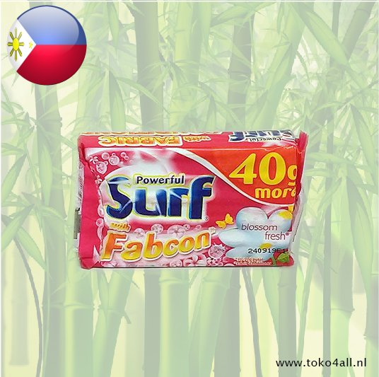 Toko 4 All - Handwash Soap Bar Blossom Fresh 130 gr Surf