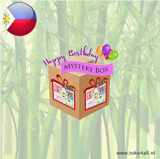 Toko 4 All - My Little Philippines - Happy Birthday Mystery Box