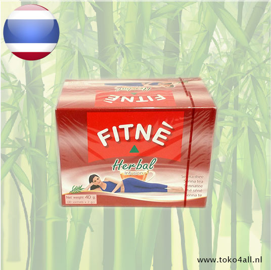 Toko 4 All - Herbal Infusion Original 40 gr Fitné