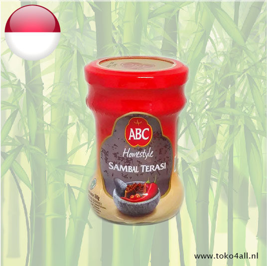 Toko 4 All - Homestyle Sambal Terasi 180 gr ABC