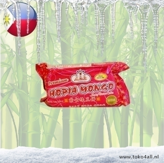 Toko 4 All - My Little Philippines - Hopia Mongo 150 gr Eng Bee Tin