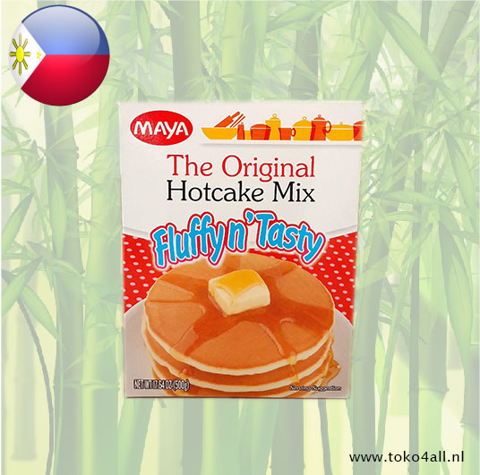 Toko 4 All - Hot Cake Mix 500 gr Maya