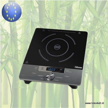 Toko 4 All - Induction Cooking plate IK-6176 Tristar