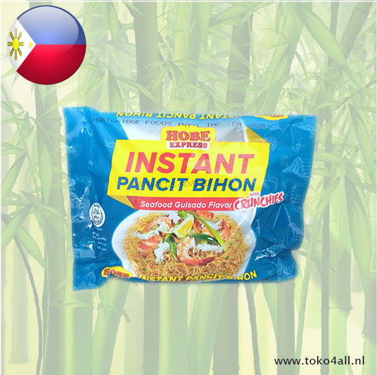 Toko 4 All - Instant Bihon Seafood Guisado 65 gr Hobe Express