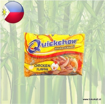 Toko 4 All - Instant Noedels kip aroma 55 gr Quickchow