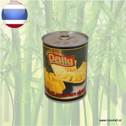 Toko 4 All - My Little Philippines - Jackfruit in heavy syrup 565 gr Daily