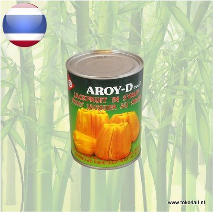 Toko 4 All - Jackfruit in syrup 565 gr Aroy D