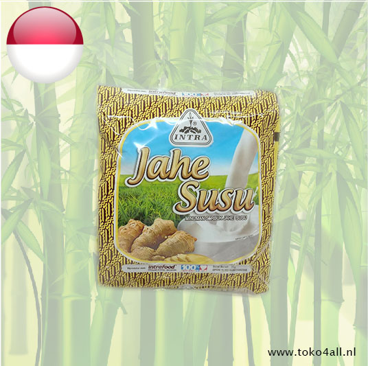 Toko 4 All - Jahe Susu 5 x 26 gr Intra