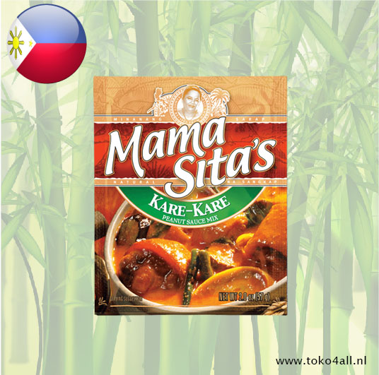 Toko 4 All - Kare Kare Mix 57 gr Mama Sita's