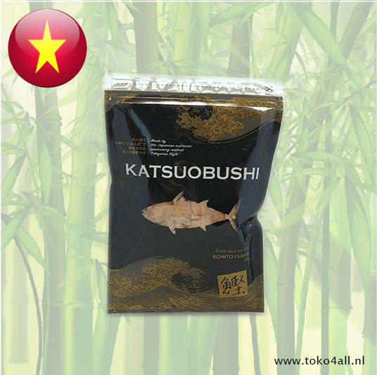 Toko 4 All - Katsuobushi Dried and smokes bonito flakes 25 Kohyo