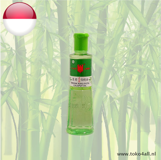 Toko 4 All - Kayu Putih Oil 120 ml Cap Lang