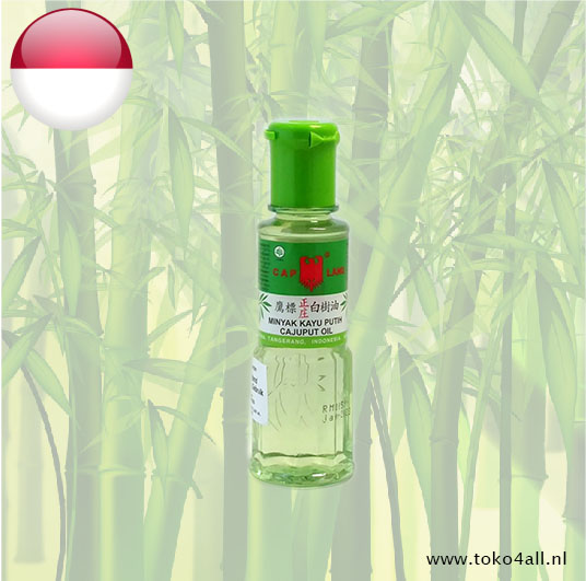 Toko 4 All - Kayu Putih Oil 60 ml Cap Lang