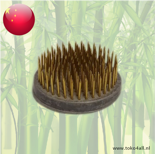 Toko 4 All - My Little Philippines - Kenzan Pin Holder round 60 mm