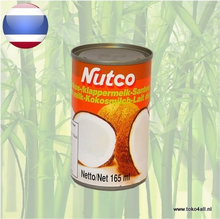 Toko 4 All - Kokosmelk 165 ml Nutco