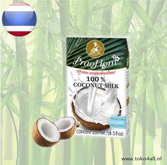 Toko 4 All - Kokosmelk 250 ml Prao Hom