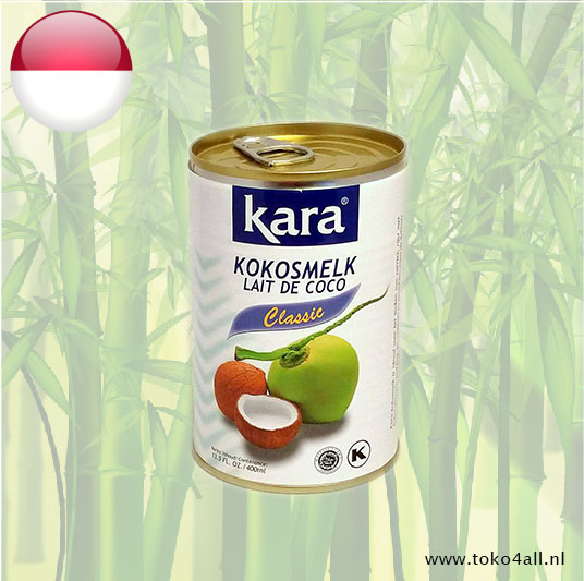 Toko 4 All - Kokosmelk 400 ml Kara
