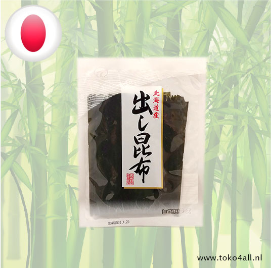 Toko 4 All - Kombu Dried Leaf weed 35 gr Hirokon Foods