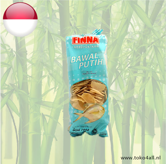 Toko 4 All - My Little Philippines - Krupuk Ikan 380 gr Finna