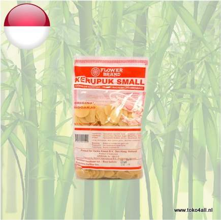Toko 4 All - Krupuk Small 250 gr Flower Brand