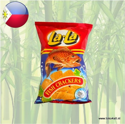 Toko 4 All - La-La Vis Crackers Regular 100 gr Newton