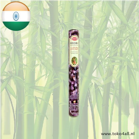 Toko 4 All - Lavender Incense Sticks 20 sticks Hem