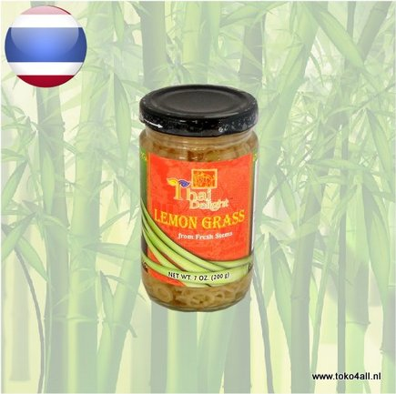 Toko 4 All - Lemon Grass 200 gr Thai Delight