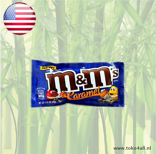 Toko 4 All - M & M with caramel 40 gr