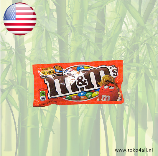 Toko 4 All - M & M with Peanut Butter 46 gr