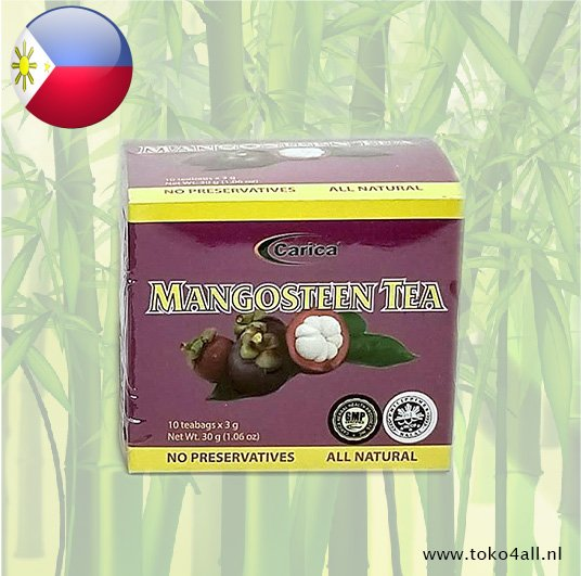Toko 4 All - Mangosteen thee 20 gr Carica