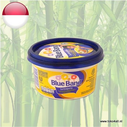 Toko 4 All - My Little Philippines - Margarine Serbaguna 250 gr Blue band