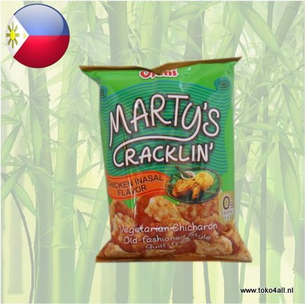 Toko 4 All - Martys Cracklin Chicken Inasal 90 gr Oishi