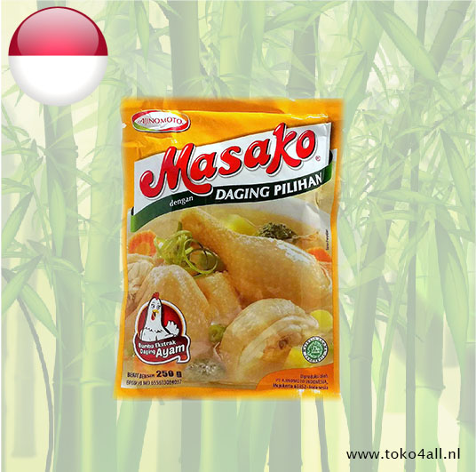 Toko 4 All - My Little Philippines - Masako Chicken spices flavoring 250 gr Ajinomoto