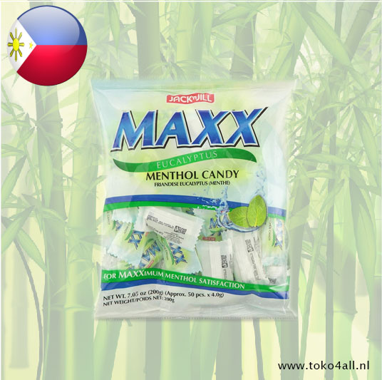 Toko 4 All - My Little Philippines - Maxx Menthol Eucalyptus 200 gr Jack N Jill