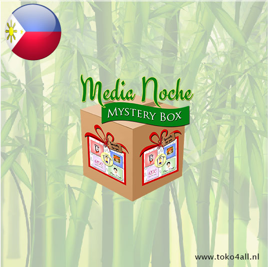 Toko 4 All - Media Noche Mystery Box
