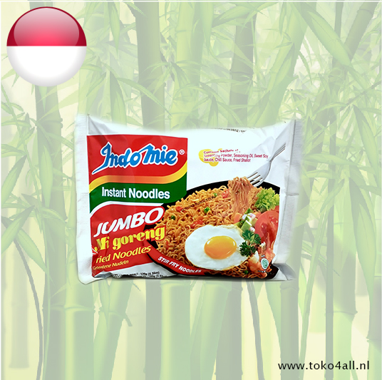 Toko 4 All - My Little Philippines - Mi Goreng Instant Noodles Jumbo 129 gr Indomie