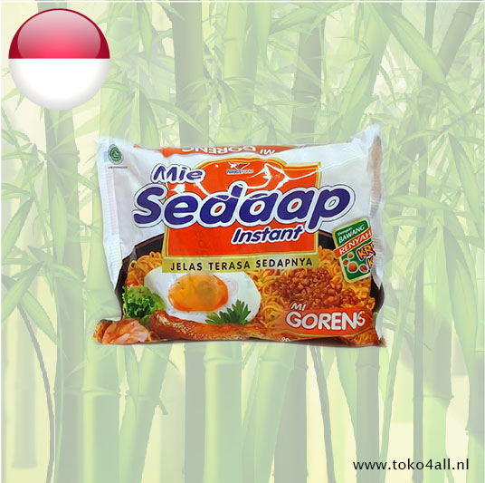 Toko 4 All - My Little Philippines - Mi goreng noodles 90 gr Sedaap