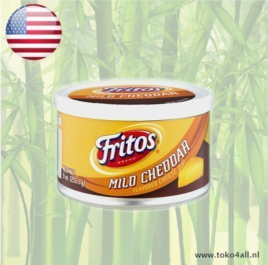 Toko 4 All - Mild Cheddar Cheese Dip 255 gr Fritos
