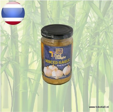 Toko 4 All - Minced Garlic 200 gr Thai Delight