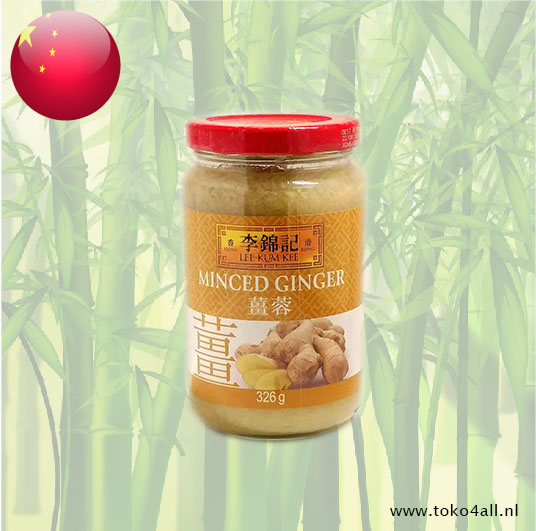 Toko 4 All - Minced Ginger 326 gr Lee Kum Kee