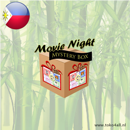 Toko 4 All - My Little Philippines - Movie Night Mystery Box