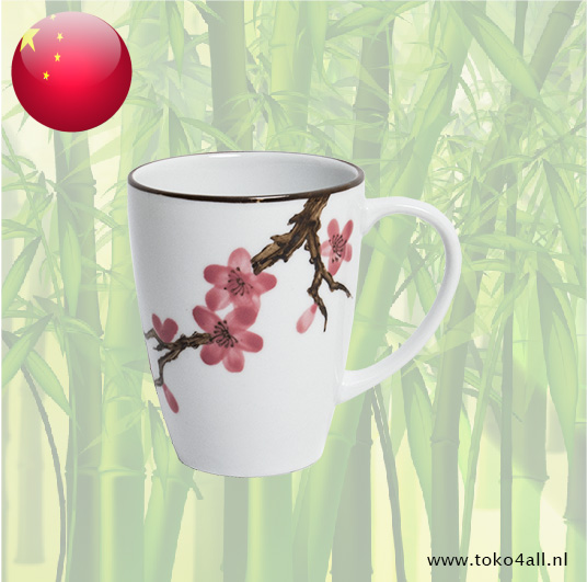 Toko 4 All - Mug 80 mm x 110 mm Sakura