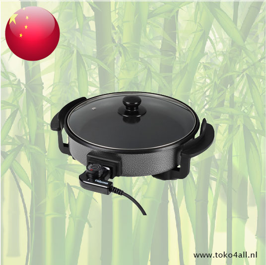 Toko 4 All - Multifunctionele Grill Pan 30 cm PZ-2963 Tristar