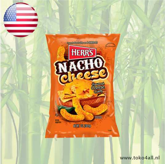 Toko 4 All - My Little Philippines - Nacho Cheese Curls 198 gr Herrs Limited Edition