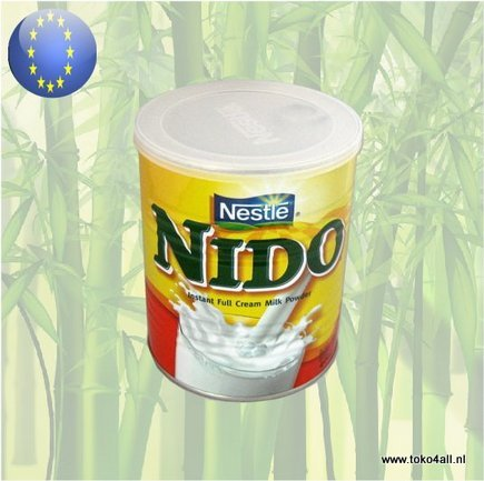 Toko 4 All - Nido Instant Milk Powder 400 gr Nestle
