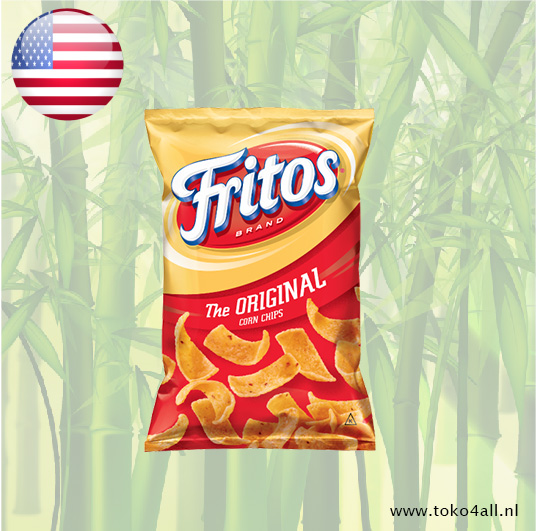 Toko 4 All - Original Corn Chips 311 gr Fritos