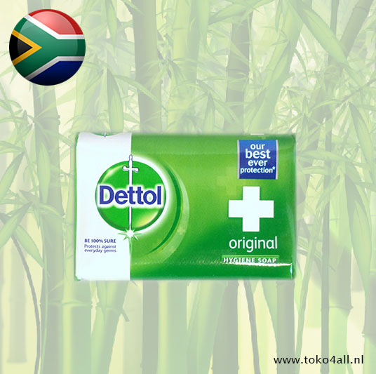 Toko 4 All - Original Hygiene Soap 90 gr Dettol