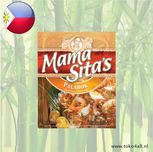 Toko 4 All - Palabok Mix 57 gr Mama Sita's