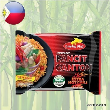 Toko 4 All - Pancit Canton Chili 60 gr Lucky Me